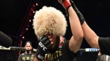 UFC 254: Khabib Nurmagomedov announces retirement from mixed martial arts after choking out Justin Gaethje