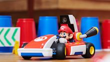 Nintendo brings 'Mario Kart' to the real world with 'Mario Kart Live: Home Circuit'