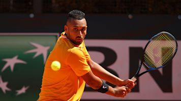 Nick Kyrgios pulls out of French Open with 'illness' after slating clay court