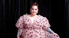 Plus-size model Tess Holliday talks body positivity: 'There's nothing wrong with my body'