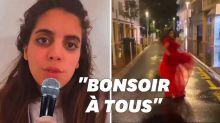 Miss France parodiée par Inès Reg qui veut représenter le 91