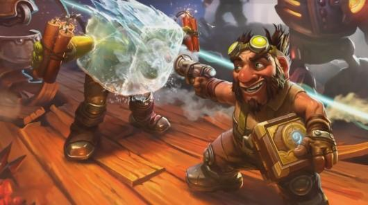 Hearthstone launches Goblins vs. Gnomes on December 8th