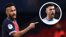 PSG 'strongly support' Neymar after Brazilian star accuses Marseille's Gonzalez of racism