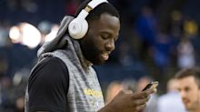 Twitter makes fun of this Draymond Green sketch on Christmas