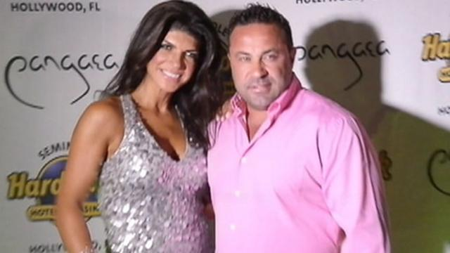 NJ 'Housewives' Couple Plead Guilty to Fraud