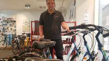 Streit: Fahrradgeschäft an der Dahlem-Route muss schließen