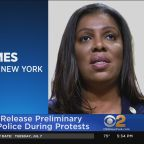 AG's Office Releases Preliminary Report On Police During NYC Protests