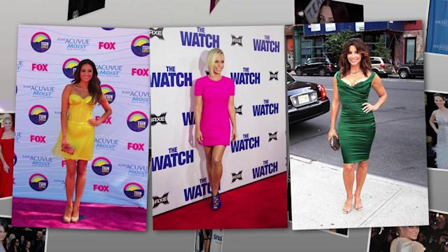 Color Blocking: A Solid Celebrity Style Choice