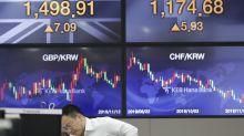Global stocks sink after Trump threatens more China tariffs