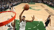 Antetokounmpo's Nike shoe rollout will elevate his brand into a 'different stratosphere,' agent says
