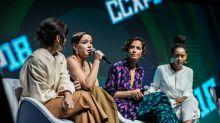 CCXP 18: Quarteto de estrelas globais fala sobre nova série feminista e cutuca Bolsonaro