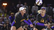LSU beach volleyball returns to the sand as No. 1 team in the country