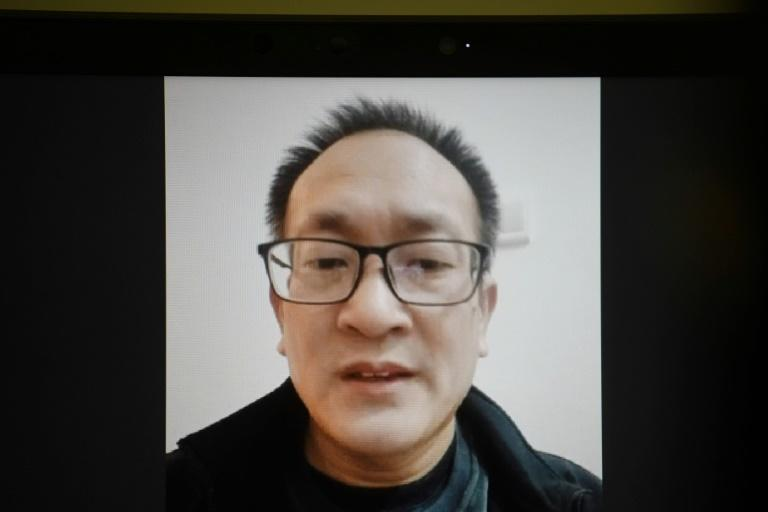 Chinese human rights lawyer Wang Quanzhang says he was tortured while being held in secret detention