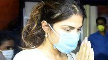 ED shares details of Rhea Chakraborty's chats with CBI & Narcotics Control Bureau
