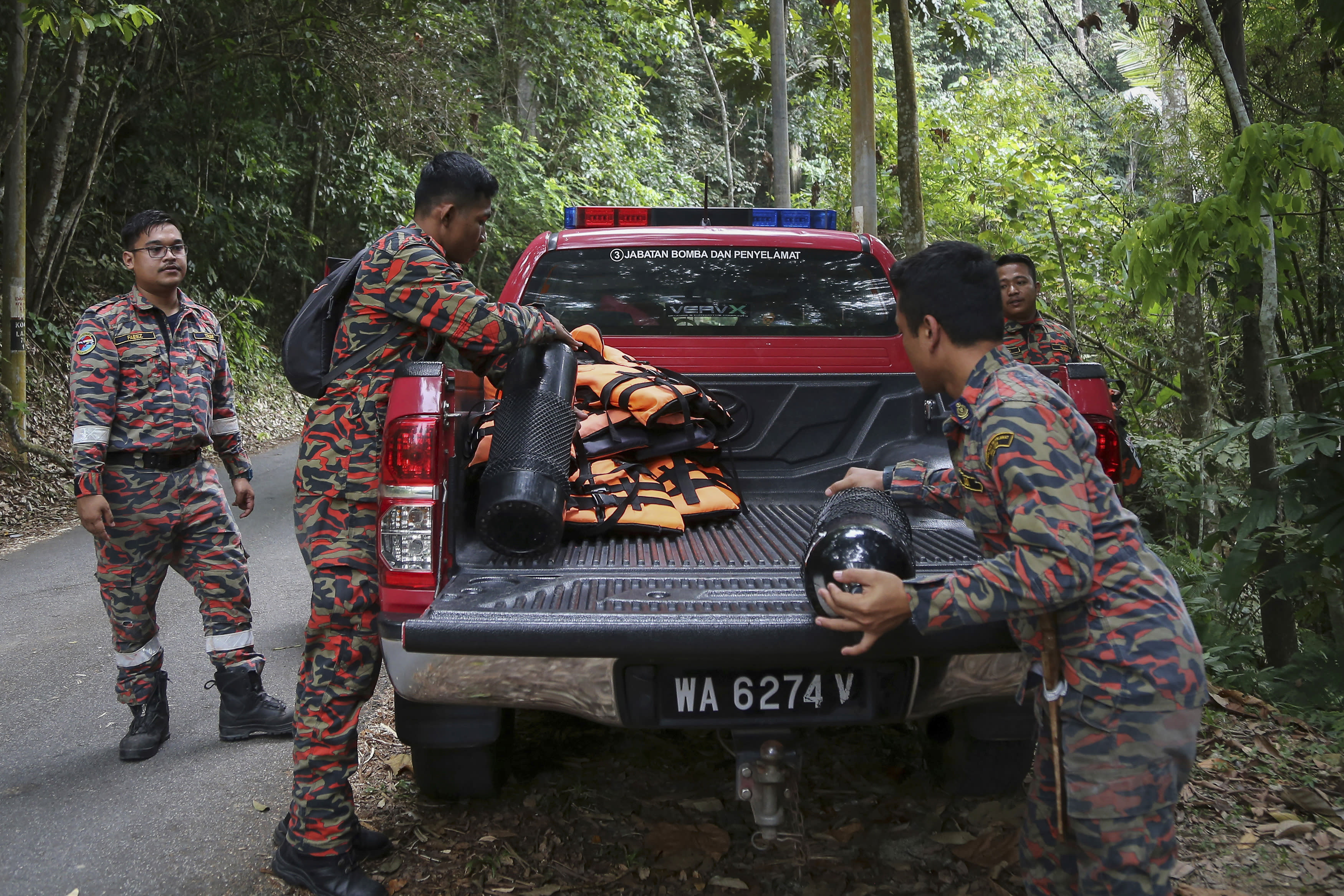 Malaysia probes criminal element in UK girl's disappearance