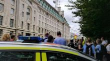 London Eye evacuated over reports of unexploded World War II bomb in River Thames
