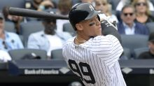 Aaron Judge isn't going to rest on record-breaking rookie season