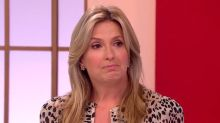 Rod Stewart's wife, Penny Lancaster, recalls her terrifying sexual assault