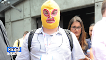 Jack Black Tries Going Incognito to Comic-Con