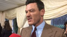 Luke Evans thinks his Beauty and the Beast character is a BUFFOON!