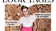Look des Tages: Kristen Stewart setzt auf Knallpink – und zwei Haarfarben