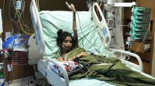 Murió la modelo Nara Almedia tras feroz batalla contra el cáncer