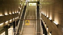 Verkehr: BVG-Fahrer üben auf der neuen U-Bahnlinie 5