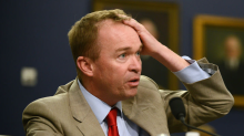 Trump reportedly grew frustrated no one wanted to be his chief of staff before settling on Mick Mulvaney
