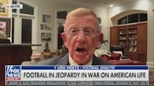 Lou Holtz condemns Big Ten adjusting schedules for fall sports due to coronavirus