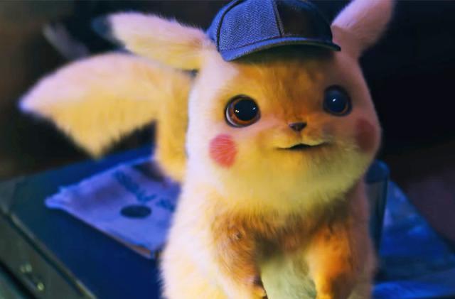 'Detective Pikachu' movie trailer offers a look at 'lifelike' Pokémon