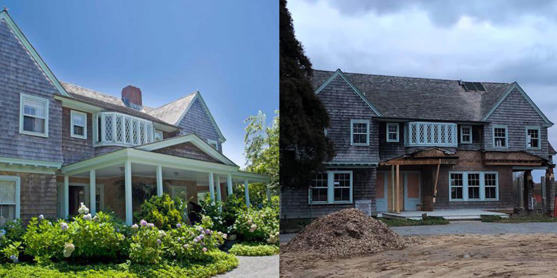 The Grey Gardens Renovation Is Underway