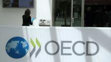 Previsões de crescimento da OCDE para 2020 e 2021