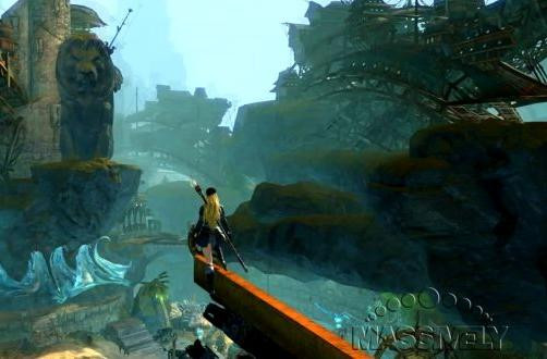 See Guild Wars 2's Lion's Arch for the first time