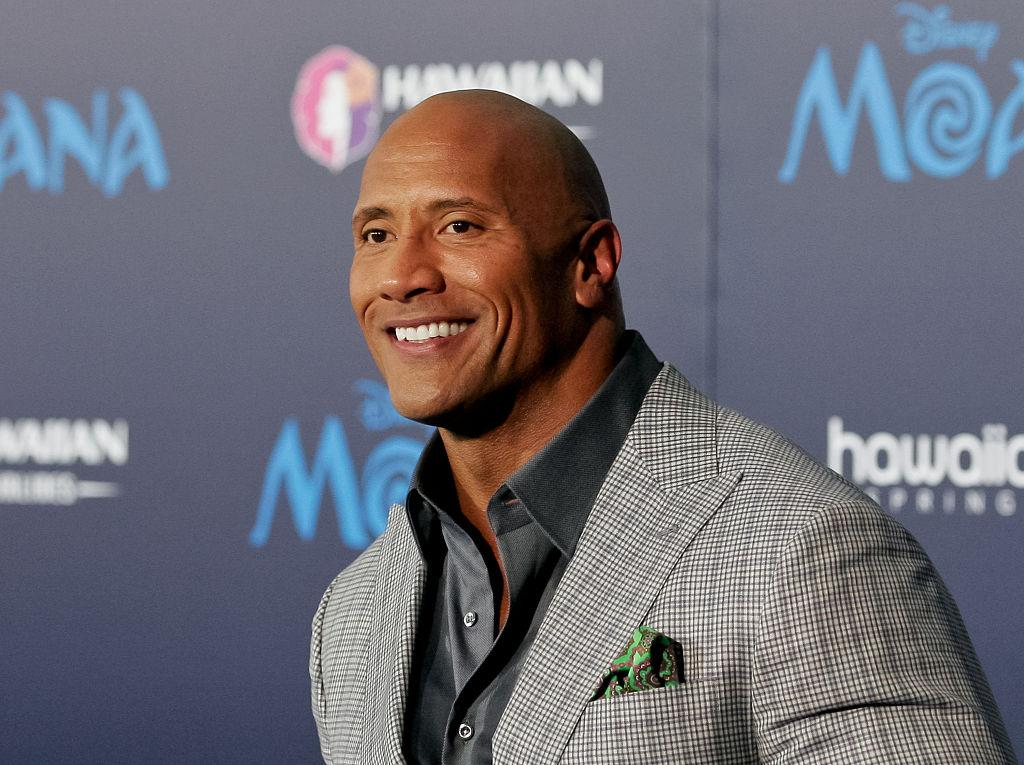 Dwayne Johnson gushes about his daughter and dog on