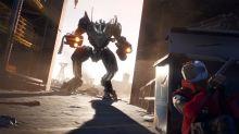 Giant mechs are destroying 'Fortnite'