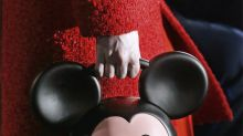 Gucci is selling a Mickey Mouse bag for S$5,950 at Dover Street Market Singapore