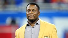 Barry Sanders threatens legal action against brewery over beer using his photo, trolling Lions