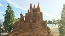 Sentosa Sandsation opens with over 30 larger-than-life sand sculptures