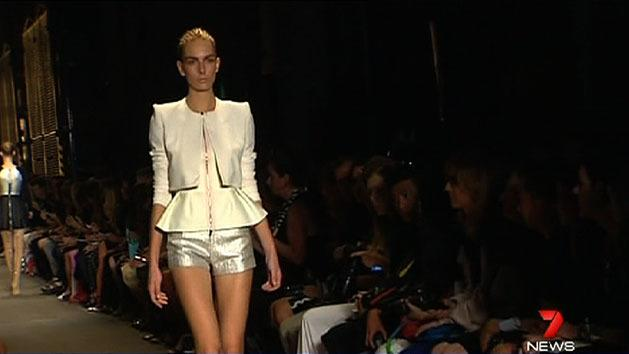 Bold designs on show at Fashion Week