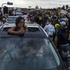Aurora protest: One shot after car drives through Black Lives Matter demonstrators in Colorado