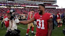 'We cried': 49ers' Raheem Mostert to play season away from family over virus concerns