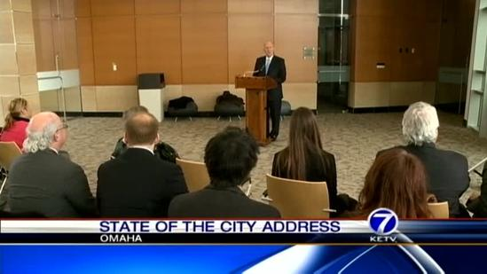 Suttle highlights safety, jobs in State of the City address