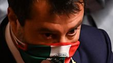 """Salvini: """"Mi sono svegliato un po' incaz..."""""""