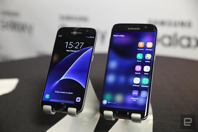 Samsung's highest profit in two years comes thanks to the S7