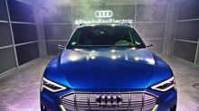 Audi e-tron: India's first electric luxury SUV