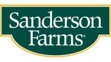 Sanderson Farms, Inc. Announces Quarterly Dividend