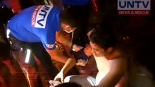 UNTV responders save victims after truck crashes into tree in Davao City