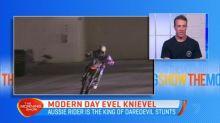 LIVE interview with Aussie rider Robbie Maddison