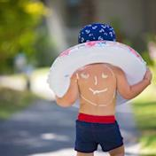超完美防曬術!媽媽推爆兒童防曬熱銷榜  防曬氣墊霜 防曬噴霧  防曬衣褲 太陽眼鏡一次整理