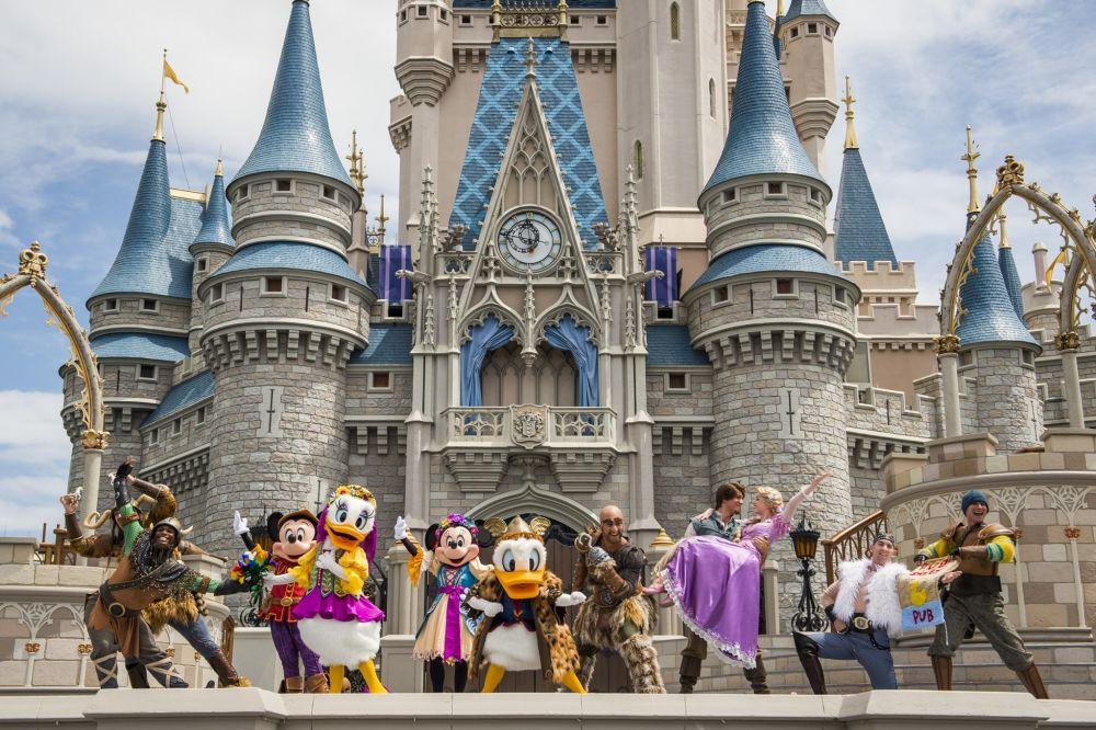 Walt Disney World in Orlando, Florida (Money)